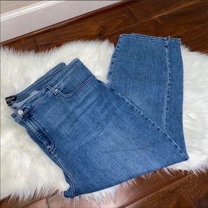 NYDJ Curves 360 Size 28 Skinny Jeans